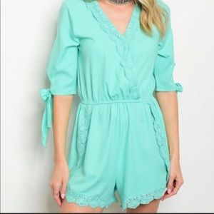 Pants - Adorable romper